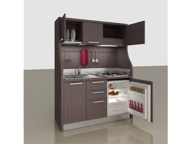 Wooden Mini kitchen ZEUS K148