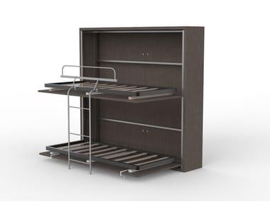 Pull-down bunk bed ZEUS ML 04