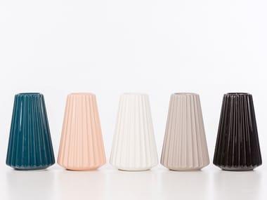 Vaso in ceramica ZIGGY STARFLOWER