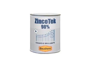 Zinco professionale chiaro e brillante ZINCOTEK 98% LIQUIDO