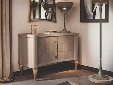 Wooden chest of drawers ZIRCONE