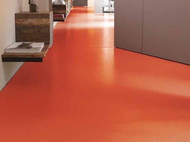 Continuous flooring ZN MARMO