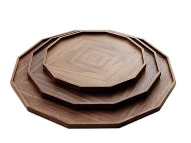 Wooden tray ZODIAC