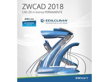 2D & 3D CAD technical design ZWCAD 2018