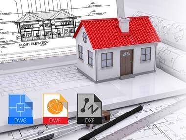 2D & 3D CAD technical design ZWCAD Viewer