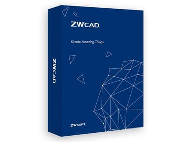 2D & 3D CAD technical design ZWCAD