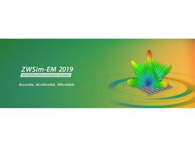 3d solid modelling ZWSim-EM