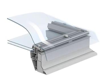 Profilo di fissaggio della guaina alla base della finestra ZZZ 210