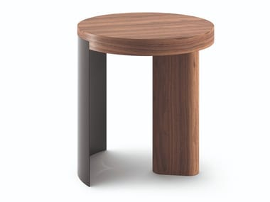 Round bedside table L60 BIO-MBO | Bedside table