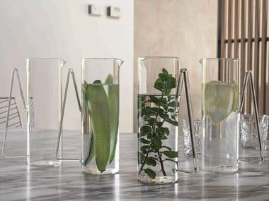 Caraffa in vetro borosilicato A_CQUA