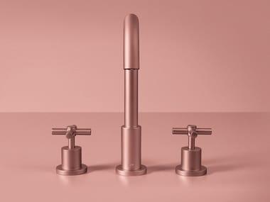 3 hole countertop washbasin mixer CORA 35 - 3512365_2