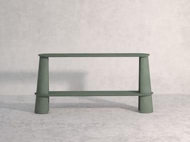 Cement console table FUSTO | Console table