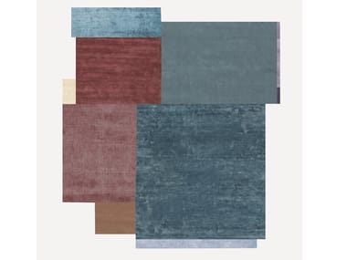 Handmade custom rug AZELIA FERRIONE 921