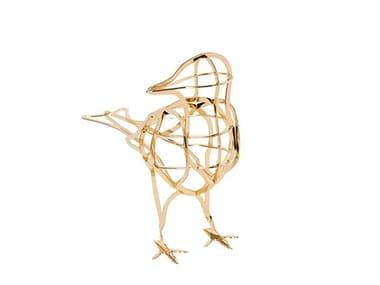 Metal decorative object À L'AUBE