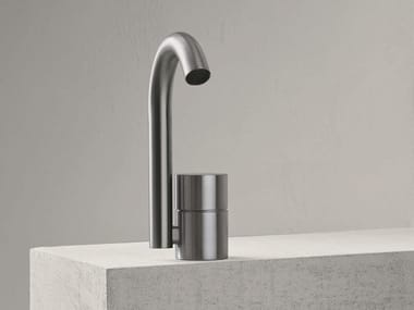 Single hole washbasin mixer AA/27 | Washbasin mixer
