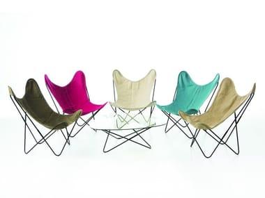 Linen armchair AA© LINEN