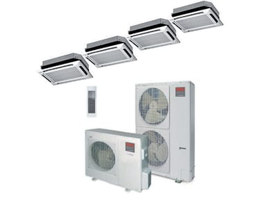 Commercial inverter air conditioner with heat pump AARIA PRO MAXI AMK