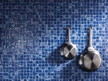 Glazed stoneware mosaic ABITARE LA TERRA | Mosaic