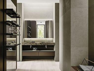 Bathroom furniture set ABSOLUTE 03