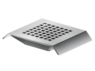 Countertop stainless steel soap dish AC961 | Soap dish