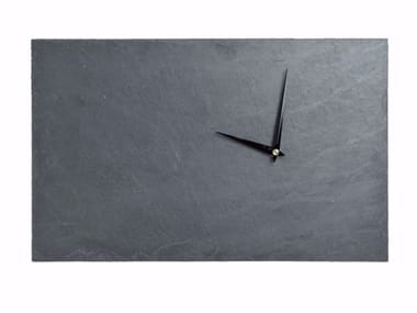 Wall-mounted slate clock ACL0040 - 041 | Clock