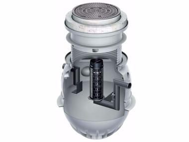 Separatore di liquidi leggeri ACO Oleopator P