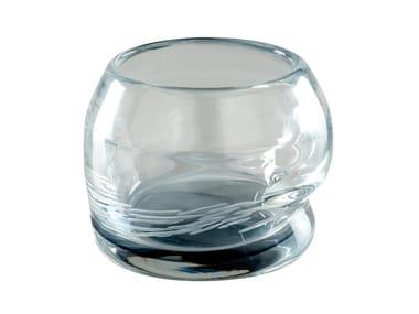 Blown glass vase / centerpiece ACQUA | Blown glass vase