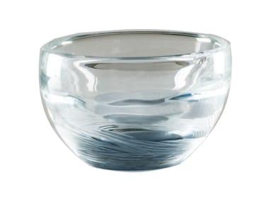 Blown glass vase / centerpiece ACQUA | Vase