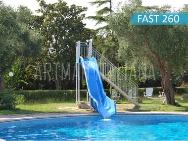 Rapid water slide WATERSLIDE FAST260
