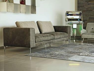 Sectional leather sofa ADAM | Leather sofa