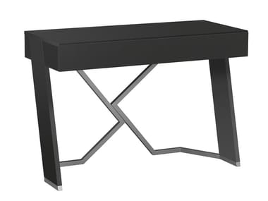 Rectangular console table with drawers ADDICT