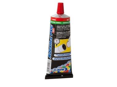 Adesivo per incollaggio tubazioni in plastica ADESILEX PVC HP