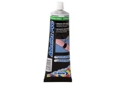 Adesivo per l'incollaggio tubazioni in plastica ADESILEX PVC