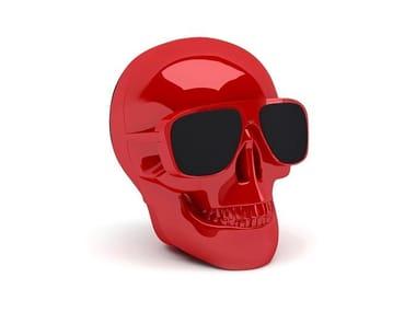 Speaker JARRE - AEROSKULL NANO Red