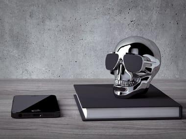 Bluetooth speaker AeroSkull Nano