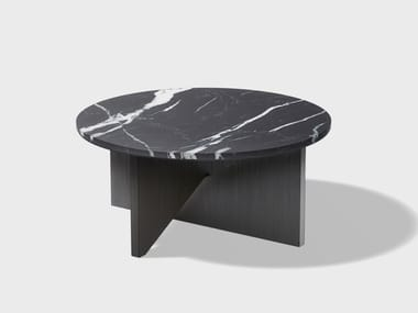 Tavolino da caffè rotondo AFFORDANCES | Tavolino da caffè