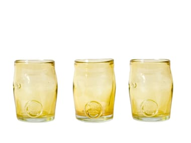 Glass glass SQUEEZED TRIO
