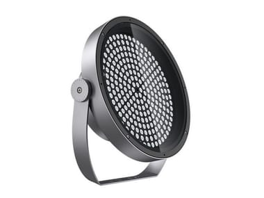 LED die cast aluminium Outdoor floodlight AGORÀ COMPACT