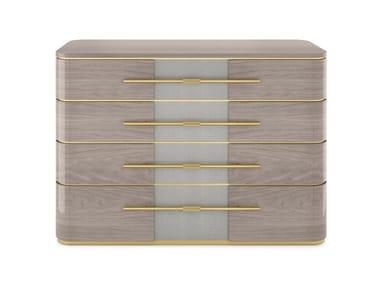 Cassettiera in legno AGRA | Cassettiera