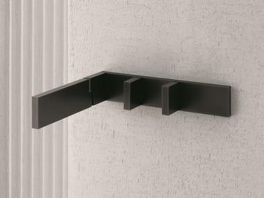 Miscelatore per lavabo a muro con piastra AK/25 | Miscelatore per lavabo a muro