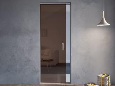 Porte Cristallo A Scomparsa.Porte In Vetro Scorrevoli A Scomparsa Archiproducts