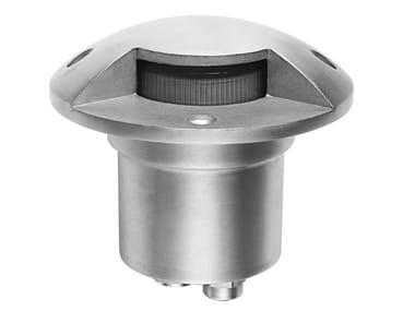 Segnapasso a LED a pavimento in acciaio inox per esterni ALCOR_1