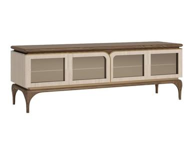 Wooden TV cabinet ALEXANDER   TV cabinet