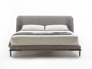 Double bed with upholstered headboard ALFRED   Bed