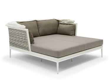 Synthetic fibre garden bed ALGARVE | Garden bed