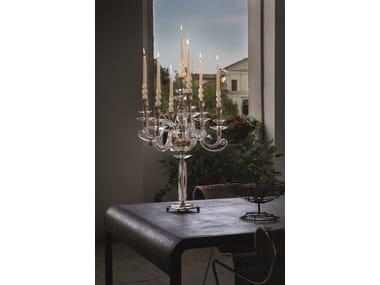 Crystal candlestick ALICANTE | Candlestick