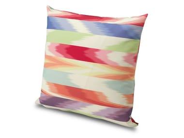 Cuscino in tessuto jacquard fiammato ALICANTE | Cuscino