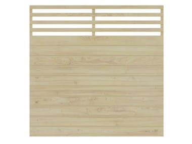Wooden shade panel ALICE