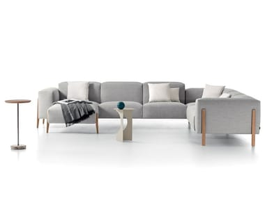 Sectional fabric sofa ALL-IN