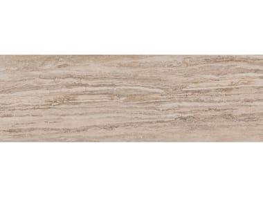 Pavimento per esterni ingelivo in gres porcellanato ALLMARBLE20 | Travertino
